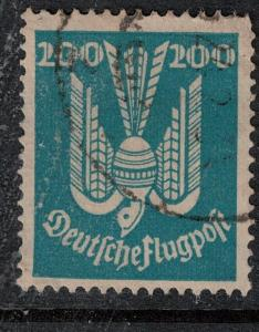 Germany 1924 SC C25 Used SCV$ 75.00