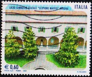 Italy. 2007 60c Fine Used
