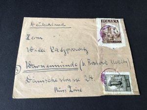 Poland  stamps cover Ref R28736