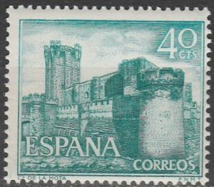 Spain #1367 MNH (S9721)