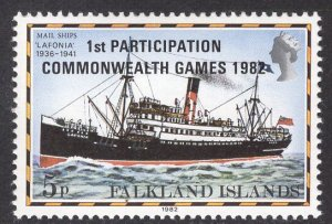 FALKLAND ISLANDS SCOTT 352