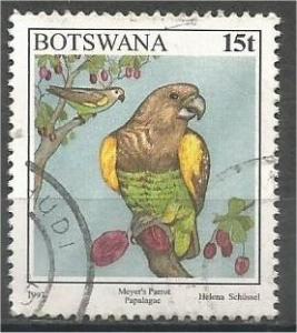 BOTSWANA, 1997, used 15t, Birds, Scott 622