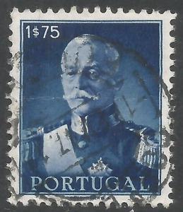 PORTUGAL 655 VFU R9-202