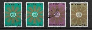 Ethiopia Lot used issues