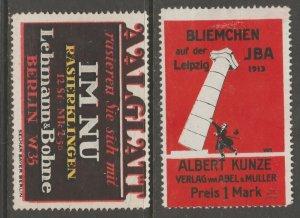 WW Cinderella stamp 8-19-4