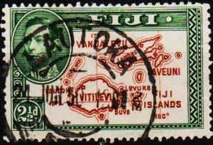 Fiji. 1938 2 1/2d S.G.256i Fine Used