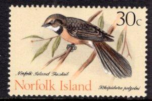 Norfolk Island 137 Bird MNH VF