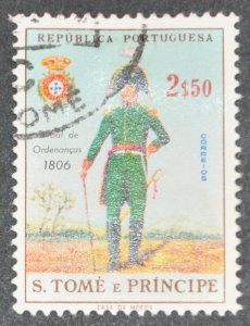 DYNAMITE Stamps: St. Thomas & Prince Islands Scott #388 – USED