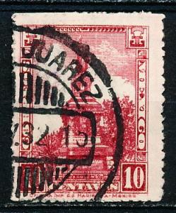 Mexico #655 Single Used