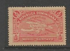 Dominican Republic 112 MNG MAP Z4839-1