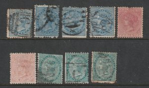 New Zealand a small lot of unsorted QV