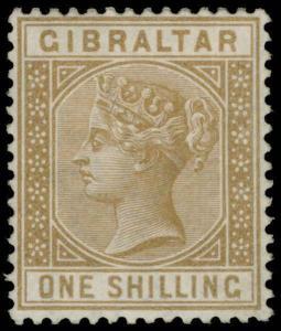 Gibraltar Scott 8-21 Gibbons 8-14,39-45 Mint Stamps