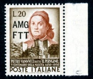 Italy Trieste MNH mint 125      (Inv 001856.)