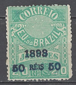 COLLECTION LOT # 4557 BRAZIL #138 MH 1898