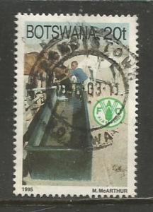 Botswana   #582  Used  (1995)