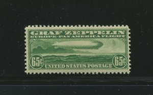 Scott C13 Graf Zeppelin Air Mail Mint Stamp  (Stock C13-174)