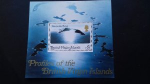 British V.I. 1980 Island Views Mint