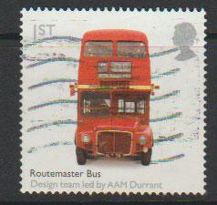 Great Britain SG 2896 Used