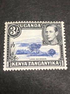 Kenya, Uganda & Tanganyika Scott 82a Mint OG CV $50