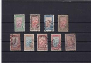 TUNISIA 1906 PARCEL POST MOUNTED MINT  USED STAMPS   REF R1127