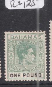 Bahamas SG 157 Toned Gum MOG (4dog)