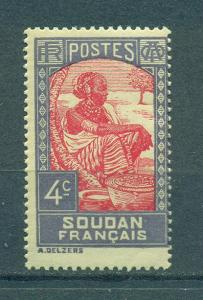 French Sudan sc# 64 mnh cat value $.40