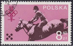 Poland 2326 CTO 1980 XIII Winter Olympic Games, Lake Placid
