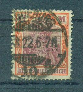 Germany sc# 130 (1) used cat value $1.90