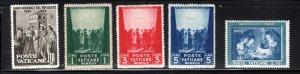 VATICAN Various stamps