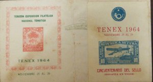 A) 1964, CUBA, COUNTRY SCENES – FOR EARLIER ISSUES SEE SPANISH, PLAN