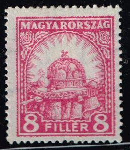 HUNGARY STAMP 1926 -1927 Definitive Issues - MH/OG 8F