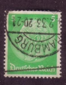 Germany Sc. # 418 Used Wmk. 237