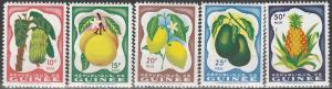 Guinea #175-9  MNH VF CV $3.90 (95)
