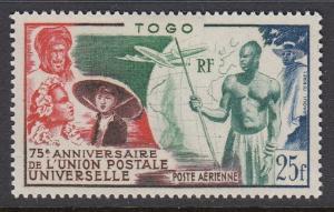 Togo C18 mint