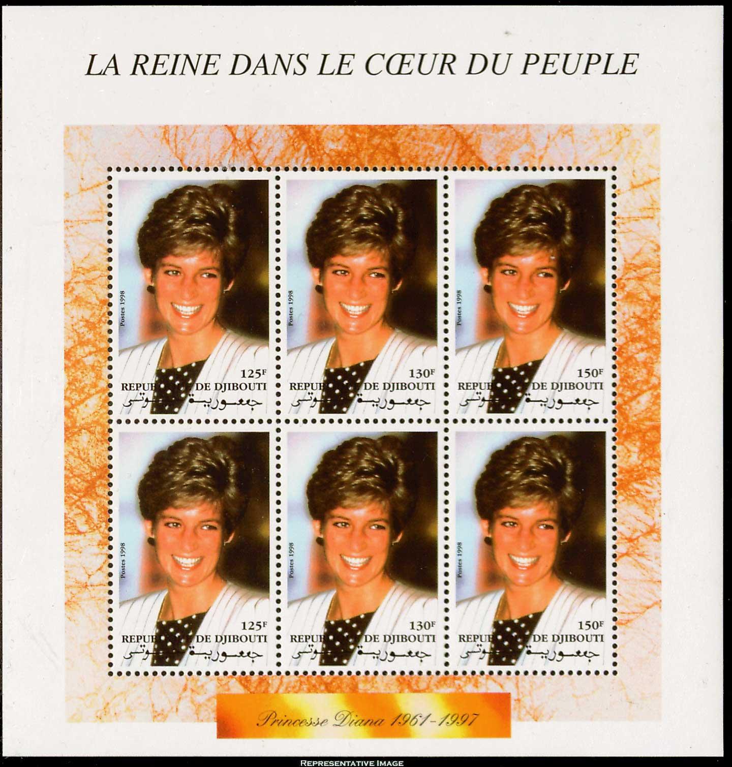 Z08 Imperf Djb17610b Djibouti 2017 Owls Mnh ** Postfrisch Briefmarken Dschibuti