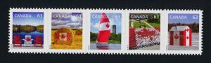 Canada 26161 MNH Canadian Pride, Flag, Yacht