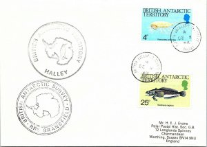 1988 British Antarctic Territory 168