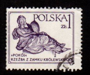 Poland - #2284 Peace - Used