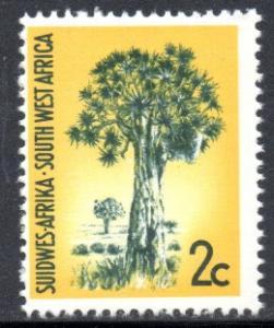 SWA - 1971 2c Harrison paper MNH** SG 226