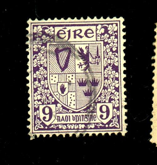 Ireland #74 Used F-VF Cat$25