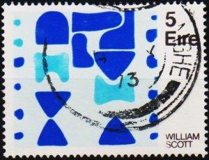 Ireland. 1973 5p S.G.329 Fine Used