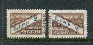 San Marino #Q24 Halves - penny auction