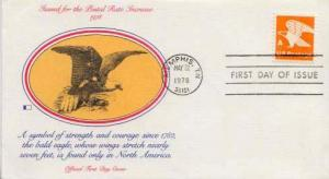 United States, First Day Cover, Tennessee