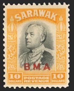 Sarawak Scott 135-154 Gibbons 126-145 Mint Set of Stamps