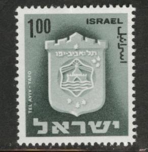 ISRAEL Scott 290 MNH**