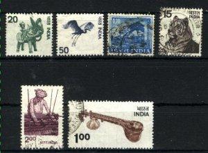 India   (6)  used PD