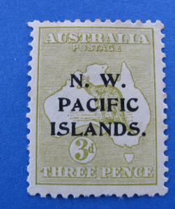NORTH WEST PACIFIC ISLANDS 24A DIE 2 CV 125.00
