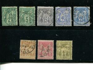 France  All Type II used F-VF