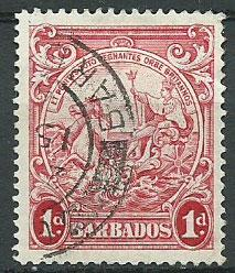 Barbados SG 249a Fine Used perf 14