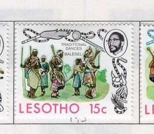 Lesotho MH Scott Cat. # 193